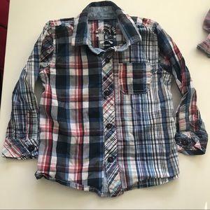 Baby Boys long sleeved shirt age 18-24m